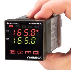 Fuzzy Logic PID-Regler CN78000 mit 48 × 48 mm | CN78000