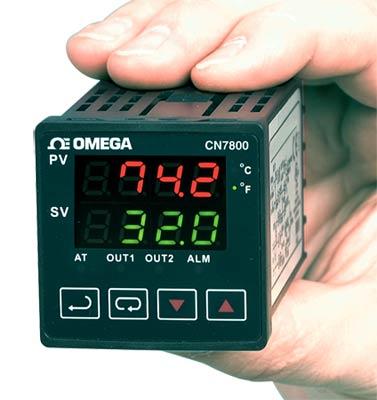 PID-Programmregler mit 48 × 48 mm