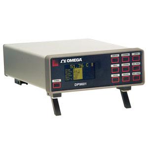 DP9601 Hochgenaues Labortemperaturmessgerät/Datenlogger mit USB-Port für Pt100-Fühler | DP9601