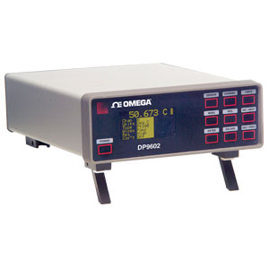 Hochgenaues Labortemperaturmessgerät/Datenlogger DP9602 | DP9602