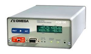 Fiber Optic Thermometer | FOB100 Series
