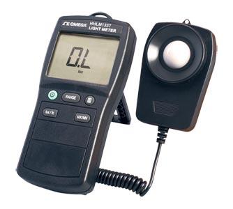 HHLM1337 Series Handheld Light Meter   HHLM1337