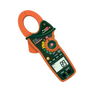 1000A Clamp Meters with Infrared Thermometer   HHM-EX830