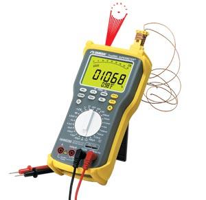 HHM290 - Supermeter mit Lasermarker | HHM290