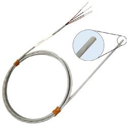 HSRTD Sterilisierbare, voll PFA-gekaspelte Pt100-Fühler | HSRTD