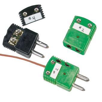 Hochtemperatur-Standardsteckverbinder ohne und mit Beschriftungsfenster | HSTW