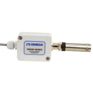 Messumformer / Transmitter für relative Feuchte mit digitalem Feuchtesensor | HX92B