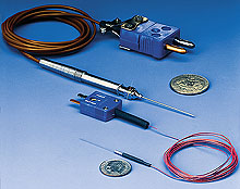 Hypodermic RTD and thermocouple needle Probes | HYPO-(*) Series