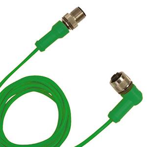 Kabel mit M12-Steckverbindern für Thermoelemente | M12CM
