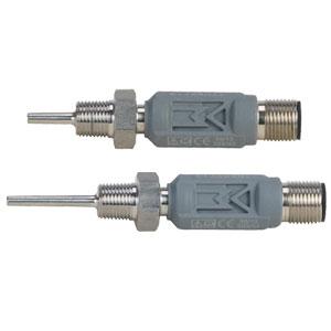 Programmierbarer Pt100-Temperaturtransmitter mit M12-Stecker | M12TXC