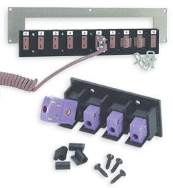 MBS Einbauleiste zur Montage von Standard-Steckerverbindern Typ SMP | MBS