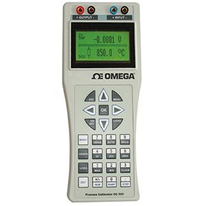 Prozess-Handkalibrator und Datenlogger   OC505