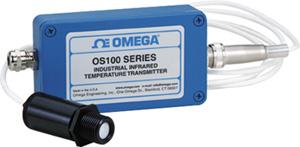 OS101E, OS102E Kostengünstige Infrarot-Temperaturtransmitter in Miniaturgröße | OS101E, OS102E