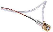 Kompaktes Infrarot-Thermoelement Typ J, K, E oder T mit integrierter Luftspülung und 35° Sichtfeld (2:1)  | OS36-2