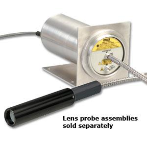OS4000 Schnelles Glasfaser-Pyrometer für industrielle Anwendungen | OS4000