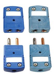 Serien OSTW_HST_OSTW Thermoelement-Standardsteckverbinder | OSTW-(*), HST-(*) und HSTW-(*)