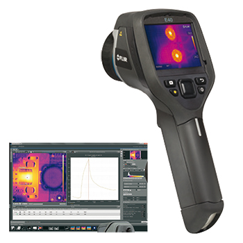 FLIR Wärmebildkamera-Set OSXL-SC40 mit Analysesoftware | OSXL-SC40