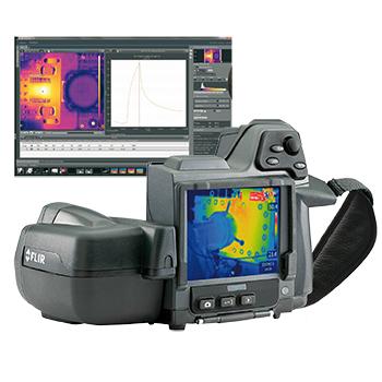 FLIR Wärmebildkamera-Set OSXL-SC420 mit Analysesoftware | OSXL-SC420