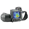 FLIR-SC450 Wärmebildkameras mit MSX, Touchscreen und Analyse