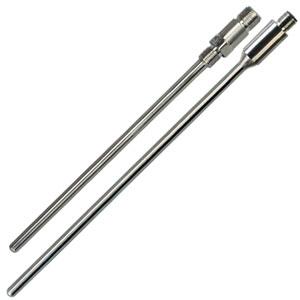 Pt100 Pt1000 Widerstandsfühler mit M12-Steckverbinder, vibrationsresistent und biegbar | PR-26 Metrisch