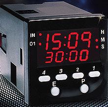1/16 DIN Timers | PTC-20 Series