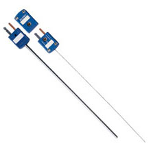 Fine diameter thermocouples with mini plug | SICSS, SCASS, SCAXL, SNNXL, SCXSS, SCPSS