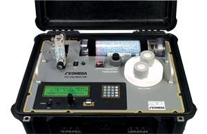 Tragbarer Feuchte- und Temperaturkalibrator | RHCL-2