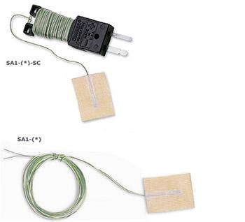 SA1: Selbstklebende Thermoelemente mit schnellem Ansprechverhalten | SA1