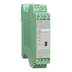 2-Kanal-Temperatur-Messumformer für DIN-Schienen | OMEGA | Ab Lager -TXDIN70