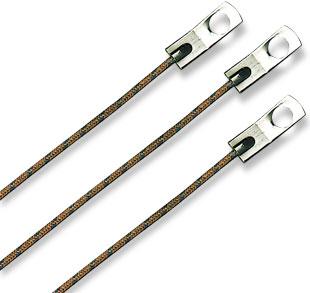 Anschraubbare Miniatur-Thermoelemente mit Glasgeflecht- oder Teflon-Isolierung, Temperaturbereich bis max. 480°C | WT Serie